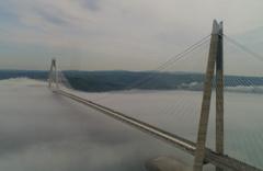 Yavuz Sultan Selim Köprüsü İstanbul Havalimanı'na ulaşımın en hızlı rotası