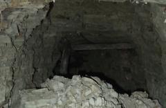 Bartın'da 20 metrelik define tüneli bulundu