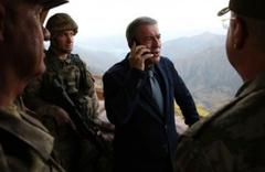 Operasyon sonrası Bakan Hulusi Akar'dan ABD'ye kritik telefon