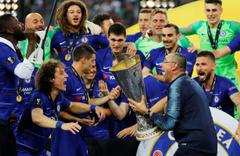 Chelsea UEFA Avrupa Ligi'ni kazandı Başakşehir'in yüzü güldü