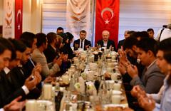 Kemal Kılıçdaroğlu imam hatiplilerle iftar yaptı