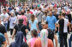 Sakarya'da 4,6 büyüklüğünde deprem İstanbul'da da hissedildi