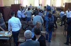 Keskin'de olaylı yeniden seçim sandık başında büyük kavga çıktı!