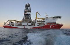 Fatih sondaj gemisinin faaliyetleri devam ediyor