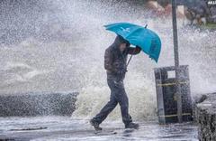 Meteoroloji'den uyarı! Kuvvetli Gök Gürültülü Sağanak Yağış ve Dolu Yağışları geliyor!