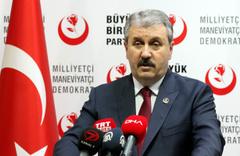 Mustafa Destici'den çarpıcı 23 Haziran çıkışı! Saha çalışması için tarih verdi