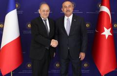 """Çavuşoğlu: """"Türkiye S400'ü almıştır ve S400'ler Türkiye gelecektir"""""""