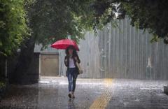 3 il için çok kuvvetli yağış uyarısı