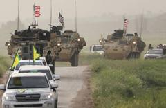 ABD'den kriz yaratan hamle! YPG'ye 200 TIR ağır silah ve zırhlı araç  gönderdi
