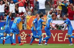 Dünya Kupası'nın şampiyonu Güney Kore'yi mağlup eden Ukrayna oldu