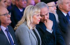 Netanyahu'nun karısına 15 bin dolar para cezası verildi