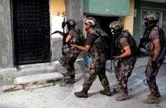 Adana merkezli 4 ilde terör operasyonu
