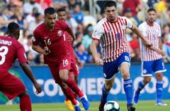 Paraguay kaçtı Katar kovaladı