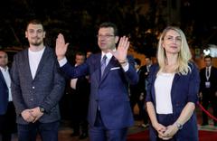 Ekrem İmamoğlu'undan ortak yayın sonrası ilk sözler