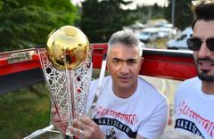 Akhisarspor'un yeni hocası belli oldu
