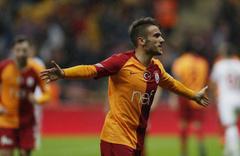 Galatasaraylı Yunus Akgün'e İtalyan kancası