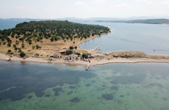 Ege denizindeki satılık ada fiyatıyla dudak uçuklatıyor