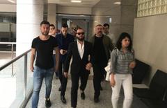 Arda Turan ve Berkay davasında ikinci duruşma başladı