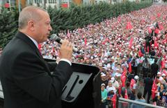 Cumhurbaşkanı Erdoğan'dan son dakika açıklamalar...