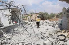Esad'tan İdlib'te sivil katliam: 14 ölü 15 yaralı