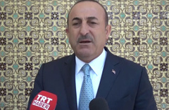 Dışişleri Bakanı Çavuşoğlu gazetecilerin sorularını yanıtladı