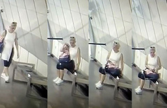 Metrodaki telefon hırsızı kameralardan kaçamadı