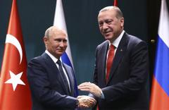 Cumhurbaşkanı Erdoğan ile Rus Devlet başkanı Putin'in görüşme tarihi belli oldu