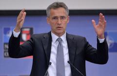 NATO Genel Sekreteri Stoltenberg Rusya'ya 2 Ağustos'a kadar süre verdi