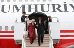 Cumhurbaşkanı Recep Tayyip Erdoğan Japonya'ya geldi