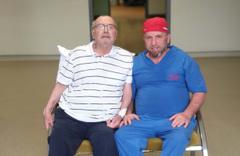 Alman doktorların felç ettiği hastayı Türk doktorlar ayağa kaldırdı