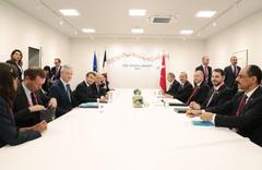 Cumhurbaşkanı Erdoğan'dan art arda kritik toplantılar!