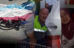 Ankara'da kamyon çarpan çocuk hayatını kaybetti
