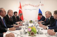Cumhurbaşkanı Erdoğan ile Putin görüştü S-400 açıklaması