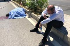 Antalya'da otomobilin çarptığı rehber feci şekilde can verdi!