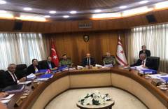 KKTC Başbakan Yardımcısı ve Dışişleri Bakanı: KKTC'ye S-200 füzesi düştü