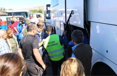 Sivas'ta yoğun güvenlik önlemleri alındı