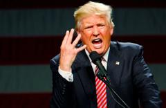 Donald Trump'tan İran'a yeni tehdit dikkat et İran