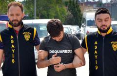 27 suçtan aranan 'kasa faresi' Adana'da yakayı ele verdi