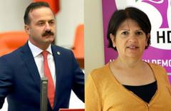 HDP'li Kurtulan'ın sözlerine İYİ Partili isimden yanıt!