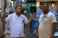 Kamboçya'da öldürülen Türk'ün cenazesine eşi sahip çıkmadı