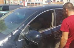 Kahramanmaraş'ta arabada uyuyan adam az kalsın ölüyordu