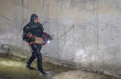 Ankara'da kanalizasyon kuyusuna düşen Suriyeli çocuktan acı haber