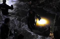 Kanalizasyon kuyusuna düşen Suriyeli çocuğun cesedi bulundu