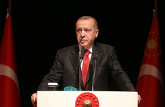 Erdoğan: Amerikalılarla birlikte harekat merkezi kurulacak