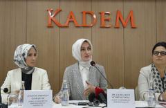 """KADEM Başkanı Saliha Okur Gümrükçüoğlu """"Eşcinsellik ve benzeri akımlar yaradılışa aykırı, sapkın eğilimlerdir"""""""