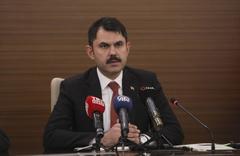 Bakan Kurum'dan çarpıcı açıklama: Ülkemiz çok ciddi tehdit altında