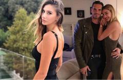 Şeyma Subaşı ve sevgilisi Guido Senia'nın Ibiza tatili sürüyor! Lila mayosuyla ilgi odağı