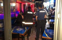 Ankara'da kaçak içki operasyonu