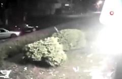 Ukrayna'da bir televizyon kanalına el bombalı saldırı düzenlendi