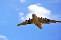 S-400 teslimatında ikinci gün! Rus uçakları Ankara'ya indi